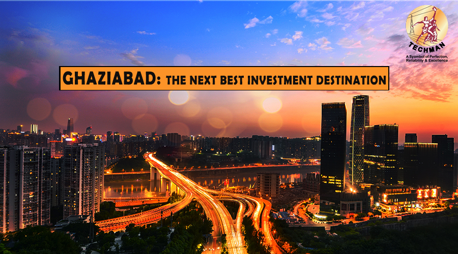 Ghaziabad are the next best investment destination in NCR