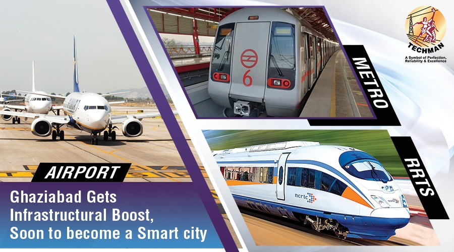 Ghaziabad Smart City - Techman Group