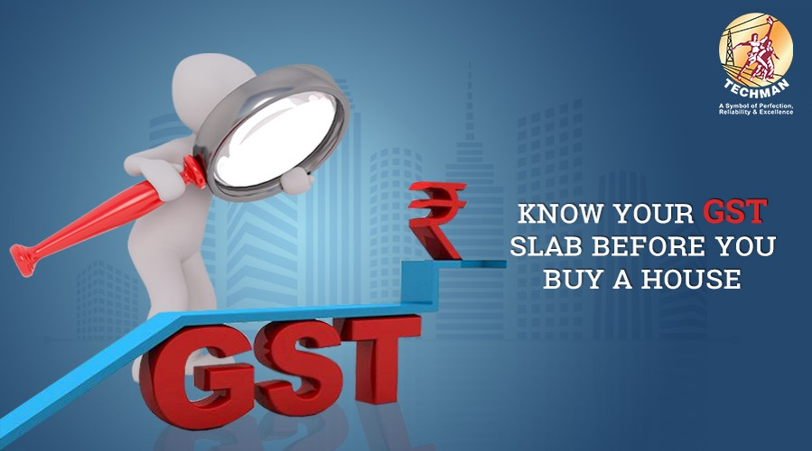Know Your GST Slab -Techman group
